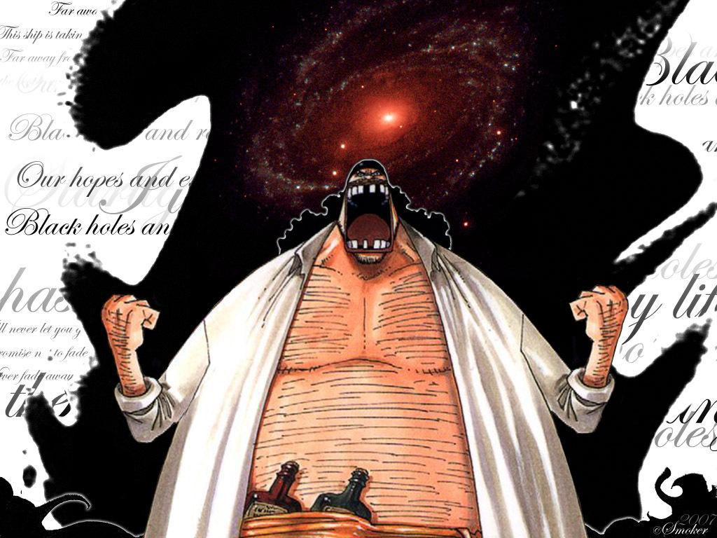 Blackbeard - One Piece Wallpaper (10390013) - Fanpop
