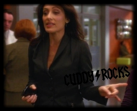Cuddy ROCK ON!