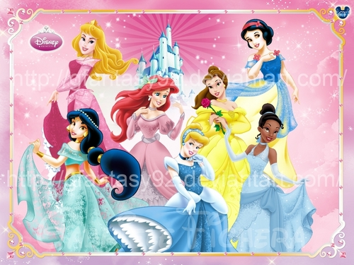 Disney Princesses Wedding