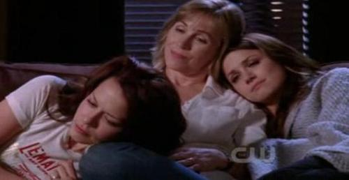 Haley, Quinn and Mom <3