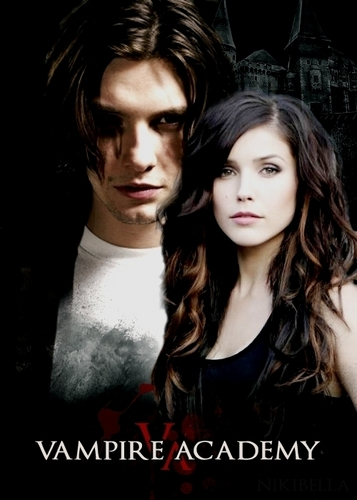 Rose and Dimitri (Sophia busch and Ben Barnes) Vampire Academy Von Richelle Mead