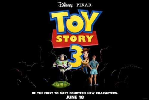 Toy Story 3 (New Chracters)