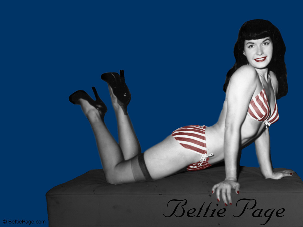 Bettie Page Hd bettie page - bettie page hintergrund (10438127) - fanpop