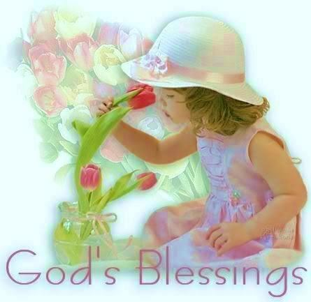 God Bless tu All <3