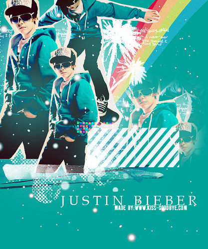 Justin Bieber Twiitter backgrounds