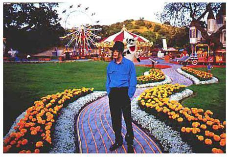 mj at neverland