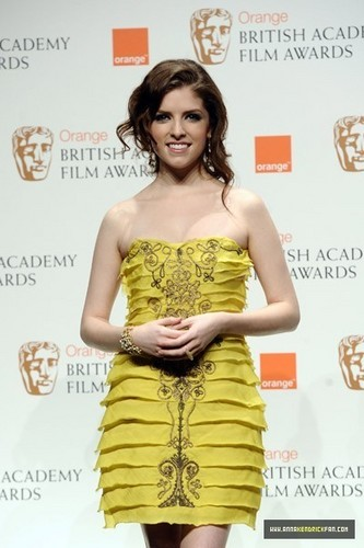 02.21.10: BAFTA Awards - Press Room