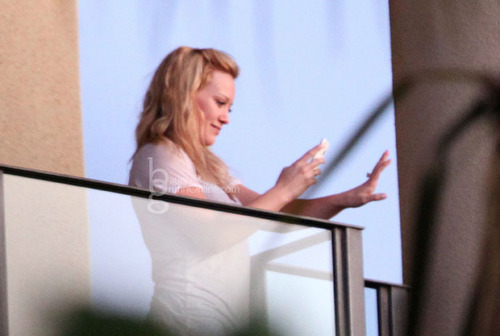 February 18 - Engagement proposal at her balcony in Hawaii