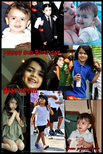 Happy Birthday Blanket!