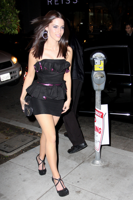 Leaving The Pucca Capsule Collection Launch Party, February 18