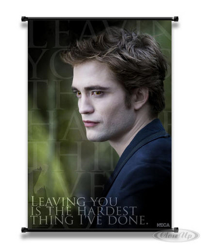 New Robert Pattinson-Edward Cullen Stills