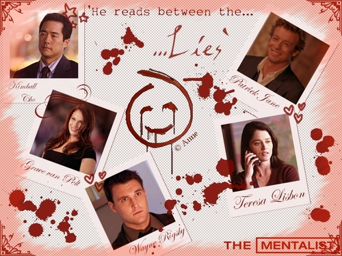 The Mentalist wallpaper