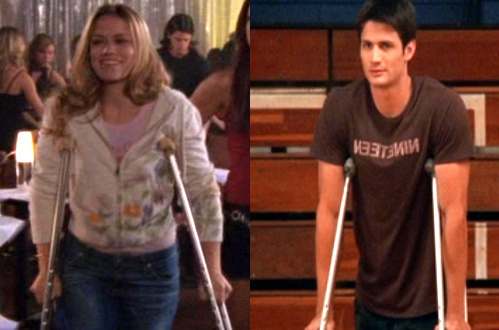 naley-crutches