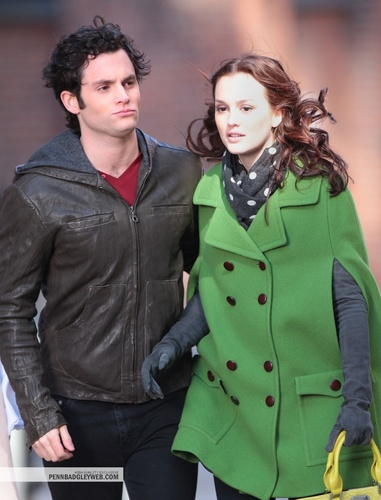 Dan and Blair!