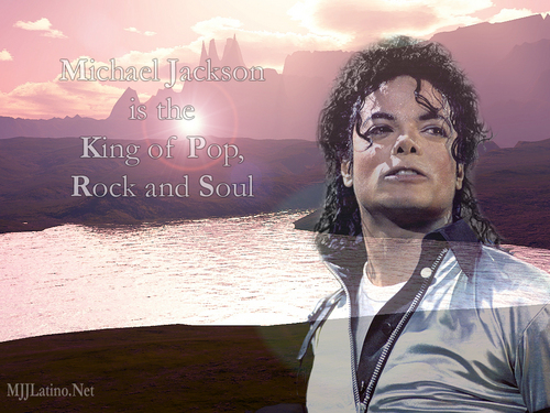 THE KING OF POP, ROCK AND SOUL!