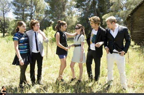 twilight cast shoot<33