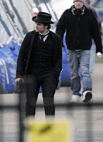 Bel Ami Set Photos