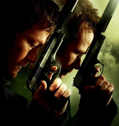 Boondock Saints w/ Guns