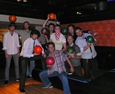 Camelot bowling league