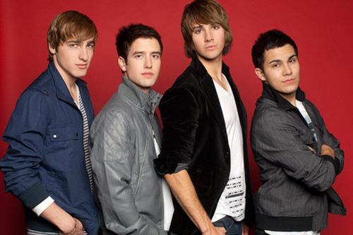 Kendall, James, Carlos, Logan