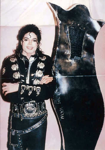 MJ And Art