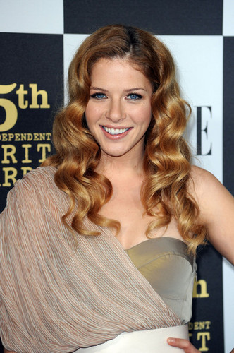 Rachelle Lefevre @ 25th Film Independent Spirit Awards