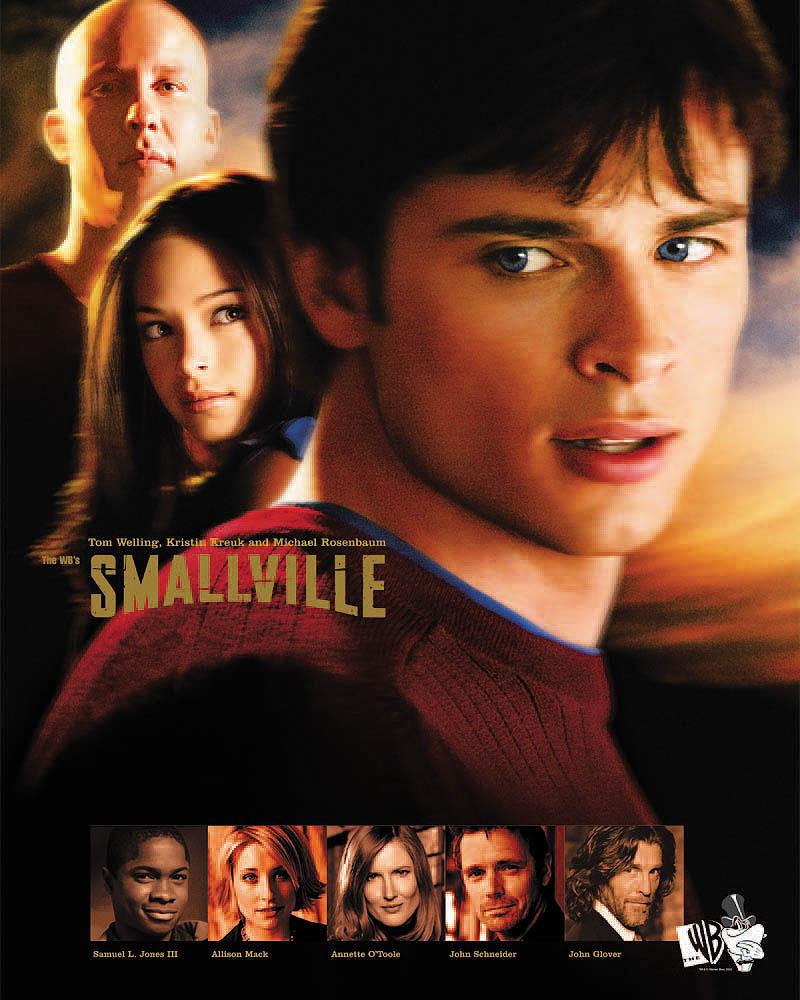 Smallville Season 3 Complete Download 480p WEB-DL