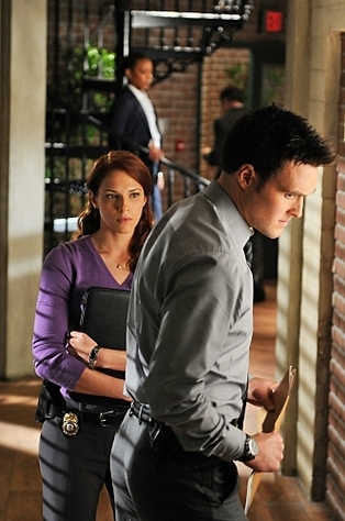 The Mentalist - 2.18 - promotional pictures