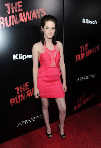 'The Runaways' Los Angeles Premiere