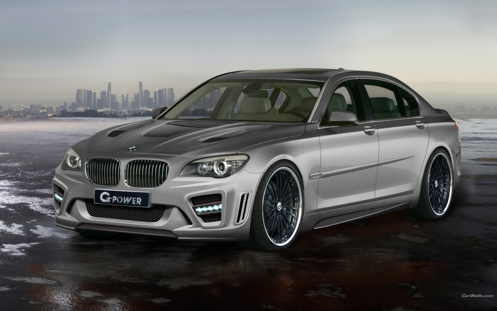 BMW 760i STORM G-POWER - BMW Wallpaper (10865156) - Fanpop
