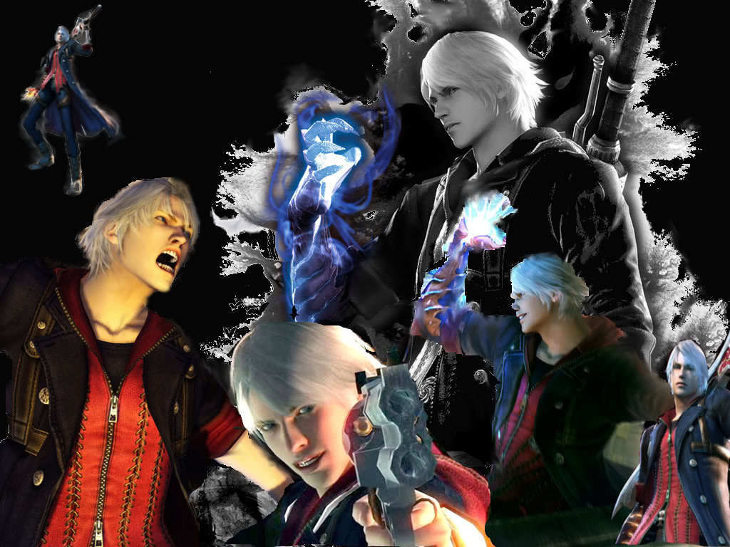 Devil May Cry 4 Nero Devil May Cry 4 Wallpaper 10880515 Fanpop
