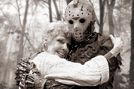 Jason and his mom