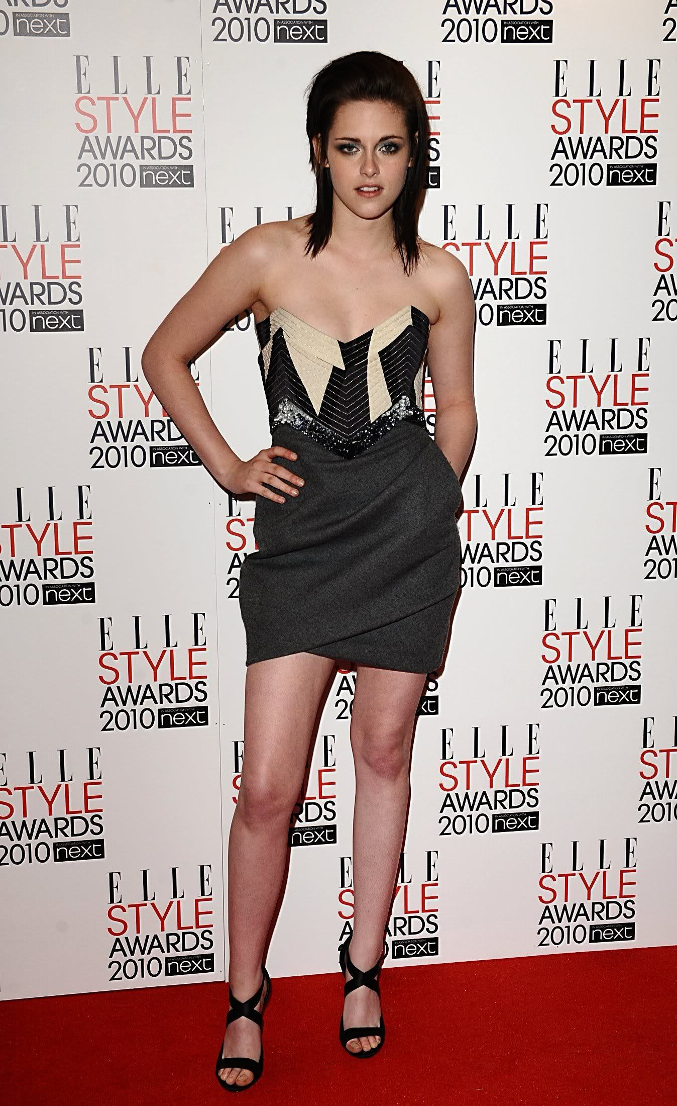 Kristen Stewart on Elle Style Awards