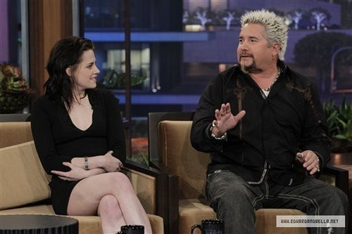 Kristen on The Tonight Show with Jay Leno