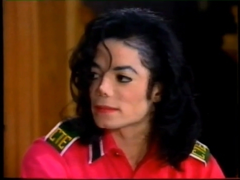 MJ interview with Oprah