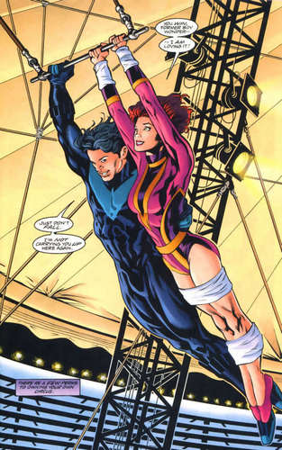 Nightwing & Oracle