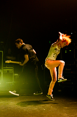 Paramore: The Tivoli, Brisbane, Australia, 2010