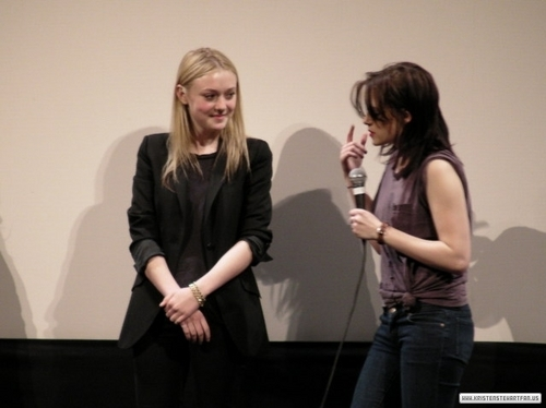 "03.18.10: ""The Runaways"" SXSW Premiere"