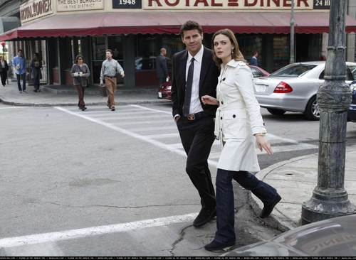 Bones on The Blue Line Stills