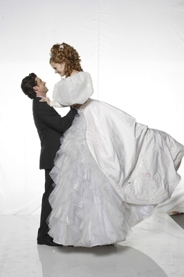 Enchanted(Amy Adams& Mcdreamy)photoshoot