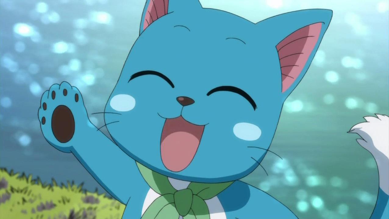 7 Kucing Imut Paling Populer Dalam Anime Bagian 1 Kincir Com