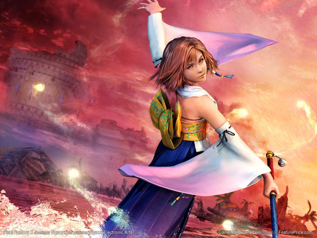 Ffx 2 Final Fantasy X 2 Foto 10925936 Fanpop