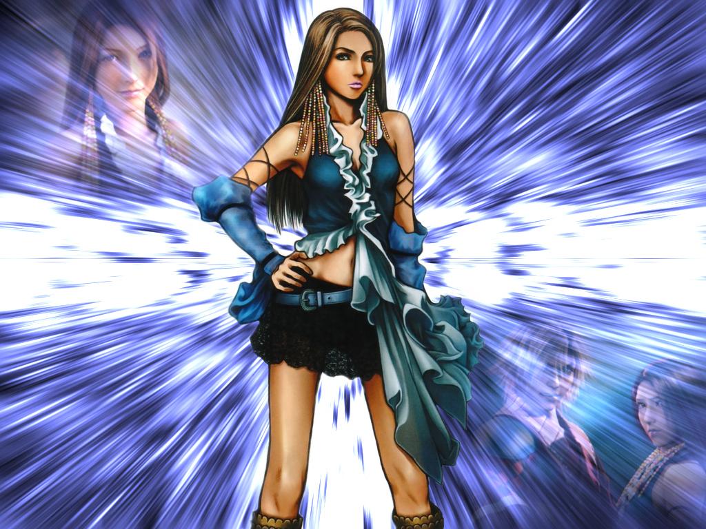 Ffx 2 Final Fantasy X 2 Wallpaper 10925960 Fanpop