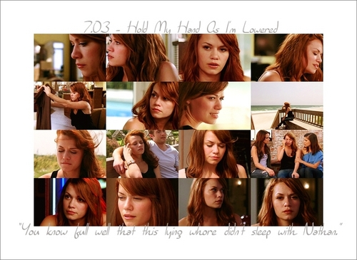 Haley season 7 picspam
