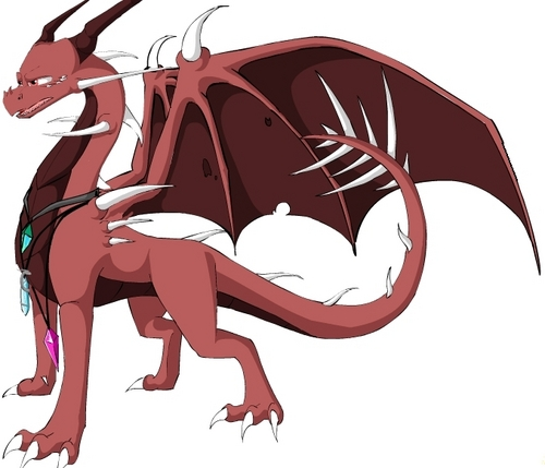 Heinaus The Dragoness