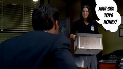 Hotch & Emily- Sex Toys