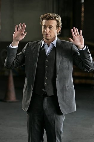 The Mentalist - Episode 2.19 - Blood Money -Promotional foto's