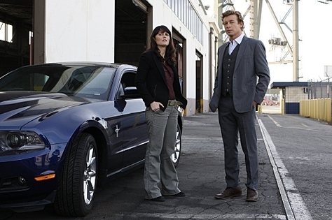 The Mentalist - Episode 2.19 - Blood Money -Promotional 사진