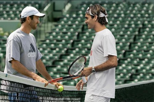 cahill and federer