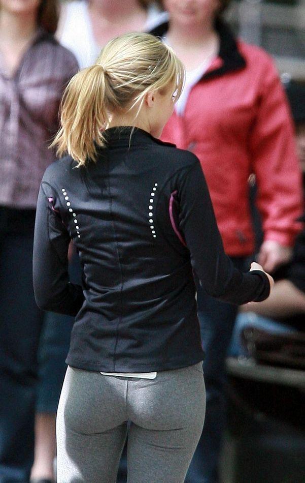 cute cute butt :) - Kristen Bell Photo (10918969) - Fanpop